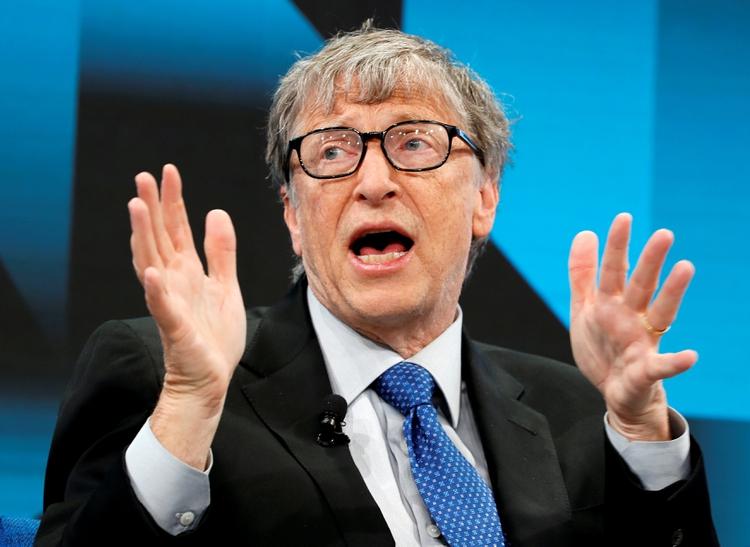 """Bill Gates dijo que aún hay """"una ventana abierta"""" para luchar ..."""
