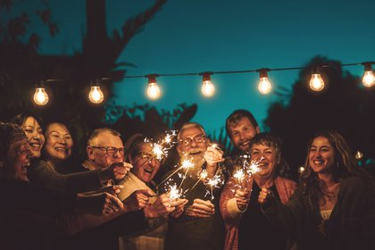 El autor propone ser positiva para con la edad, ya que lo que cuenta son las decisiones no la edad cronológica (Shutterstock.com)