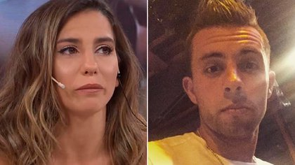Cinthia Fernández y Matías Defederico