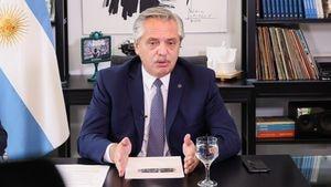 Alberto Fernández descartó una reunión de urgencia con Horacio Rodríguez Larreta para revisar su decisión sobre las clases presenciales