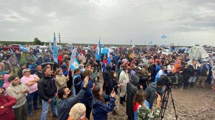 La marcha ruralista de ayer domingo (@CampoMasCiudad)