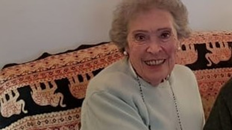 Sara Albarracín, la nieta del primer defensor de los derechos animales. (Gentileza Sara Albarracín)