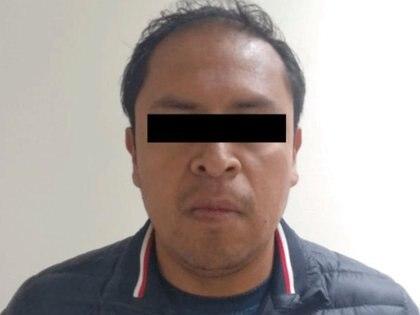 """Ismael """"N"""", habría planeado y ejecutado la muerte de sus hermanas y padres empresarios textileros, para quedarse con los bienes materiales Foto: Pgj Tlaxcala"""