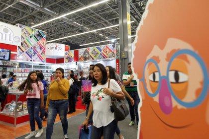 La FIL Guadalajara es considerada el mayor encuentro en su tipo en habla hispana, así como una de las principales ferias de libros en el ámbito internacional. (Foto: EFE)