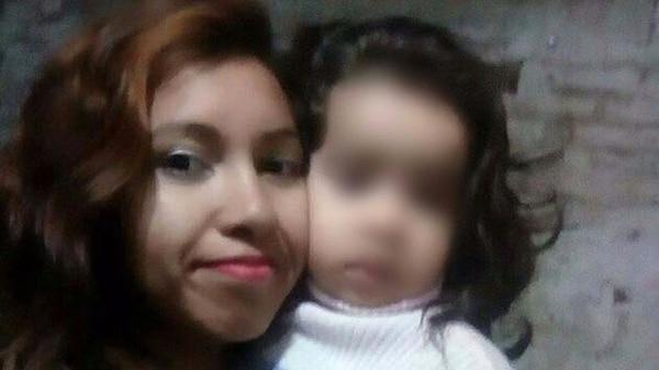 La asesina y la nena (www.0223.com.ar)