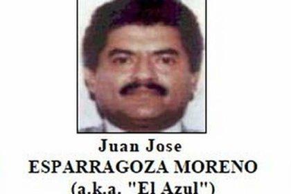 """Juan José Esparragoza Moreno  """"El Azul""""(Foto: Especial)"""