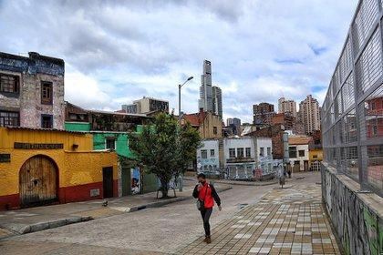 Cuarentena en el mes de enero de 2021 en Bogotá. Camila Díaz - Colprensa.