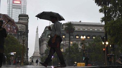 El SMN pronostica algunas lluvias y tormentas para el día lunes