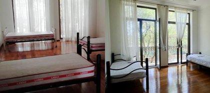 El IMSS anunció que serían habilitadas habitaciones de la ex residencia oficial de presidentes mexicanos (Foto: IMSS)