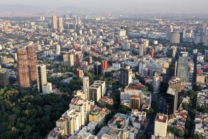 Polanco es sede de la élite empresarial en México (Photo by PEDRO PARDO / AFP)