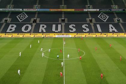El fútbol alemán regresará sin público en los estadios (REUTERS)