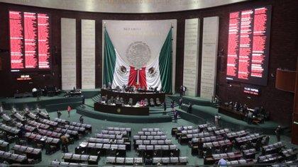 El Pleno recibiría el dictamen para discutirlo y en su caso aprobarlo en San Lázaro este viernes (Foto: Cortesía Cámara de Diputados)