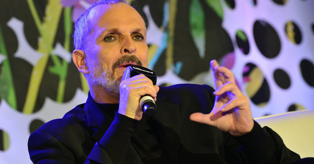 The mystery about the health of Miguel Bosé: a journalist assured that the singer prefers to hide