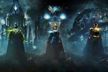 Injustice 2 permite utilizar grandes personajes de DC Comics, como Batman y Superman