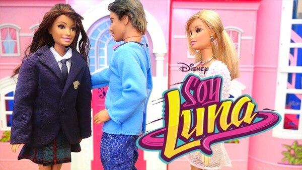 """""""Soy Luna"""", una de las ediciones más buscadas de Barbie"""