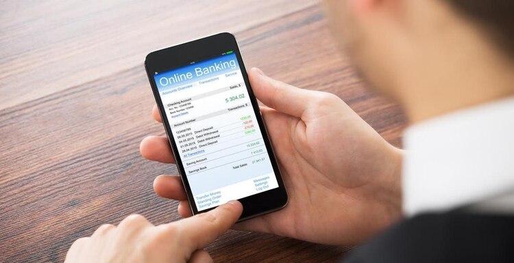 Los argentinos entran al homebanking a través de dispositivos móviles entre 20 y 30 veces al mes
