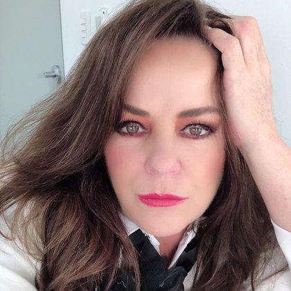 Isabel Lascurain no denunció ni habló de las posibles causas de su divorcio (Foto: Instagram)