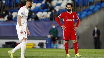 El Liverpool recibe al Real Madrid con el objetivo revertir el marcador y clasificar a la siguiente fase de Champions: hora, TV y formaciones