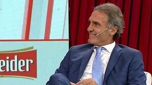 Ruggeri se emocionó por ser parte de los 16 íconos de la selección argentina que eligió la FIFA y reclamó por la presencia de más jugadores