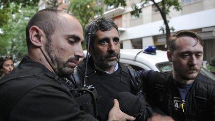Detuvieron a Roberto Baratta, ex mano derecha de Julio De Vido (DyN)