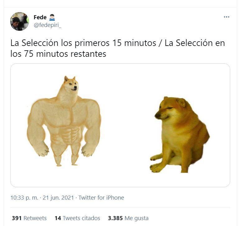 memes argentina paraguay