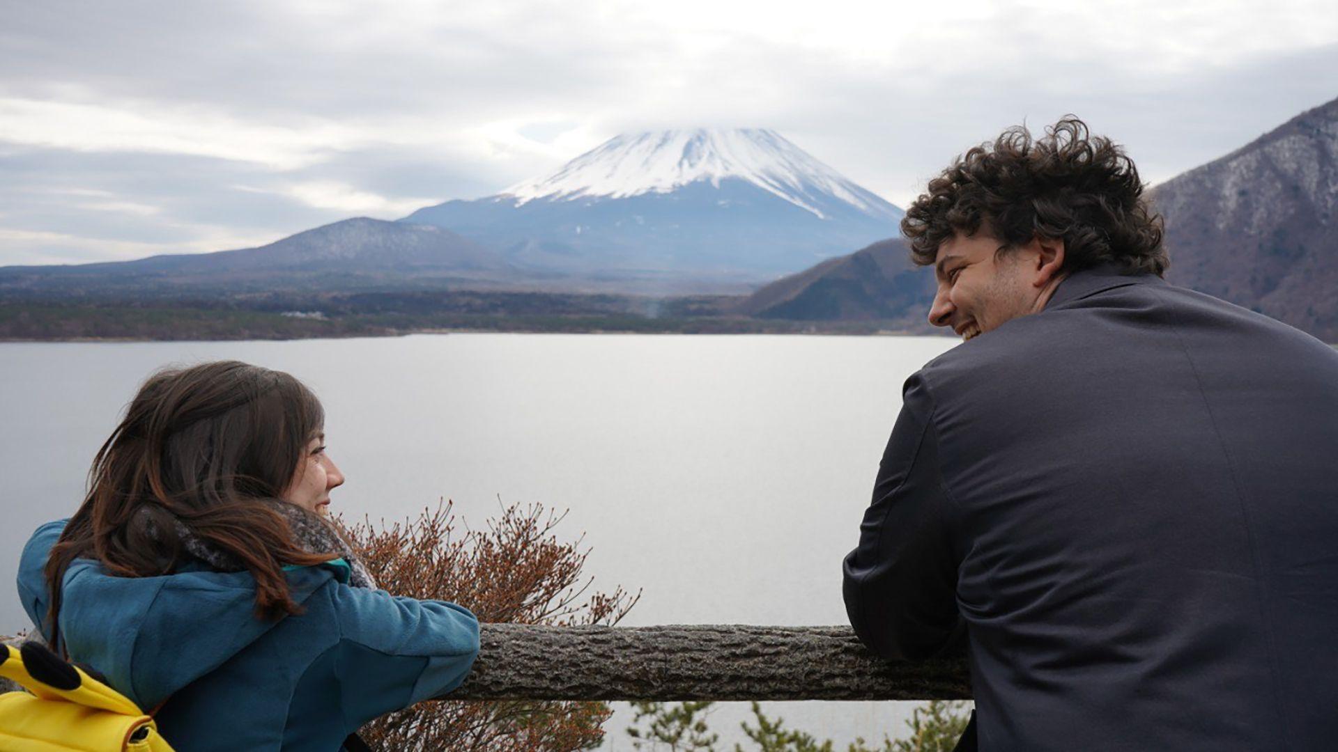 Agustina y andres, Primer casamiento virtual de la provincia