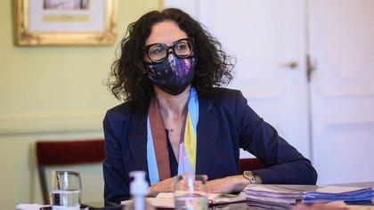 Cecilia Todesca (Presidencia)
