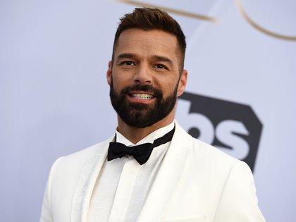 Ricky confía en la unión de la gente en Puerto Rico (AP)
