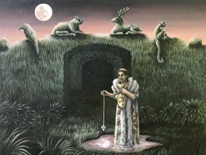 """""""Este"""", Verónica Palmieri (Bonita Galería)"""