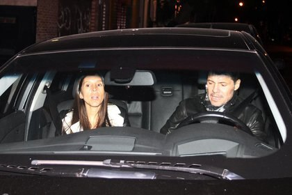 La relación entre Sol Calabró y Tinelli fue la menos pública del conductor. (Verónica Guerman / Teleshow.com 164)