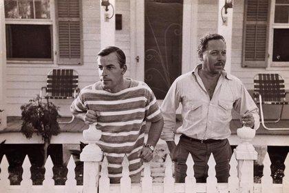 Frank Merlo y Tennessee