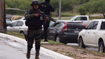La militarización de Tamaulipas sólo agravó la situación de la entidad (Foto: Cuartoscuro)