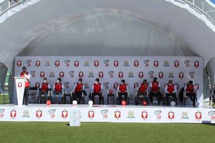 Habrá un torneo de pretemporada que se jugará del 2 al 10 de octubre (Foto: Cortesía/ Neza FC)