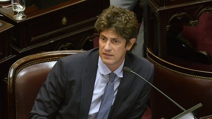 Martín Lousteau apoya el proyecto político de Gustavo Posse (Gustavo Gavotti)