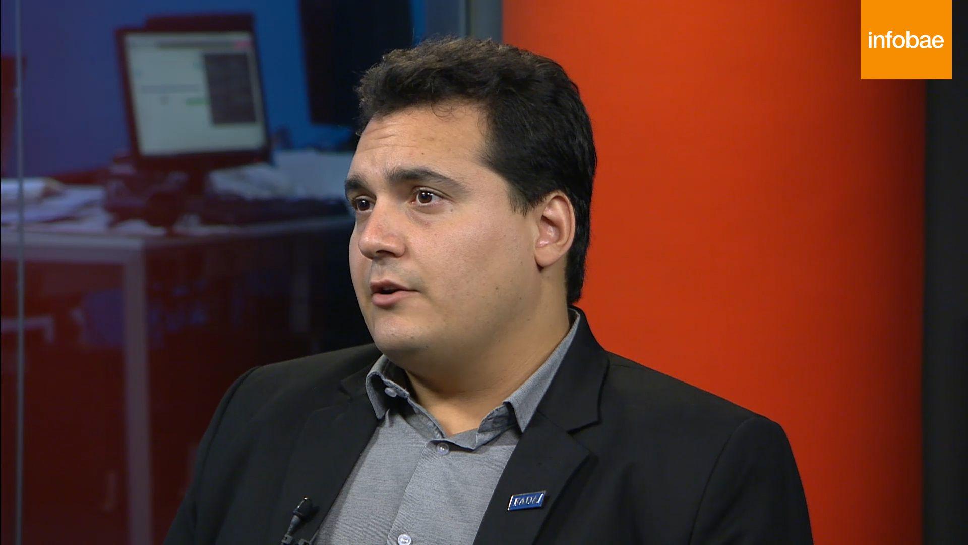 David Miazzo, economista jefe de FADA