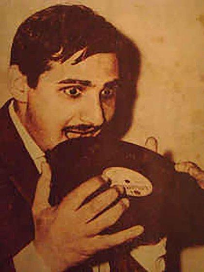En los 60, parecía que Cafaro se iba a comer el mundo de la música