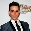 Foto tomada el 10 de abril del 2014 del actor de Broadway Nick Cordero en Nueva York. (Photo by Brad Barket/Invision/AP, File)