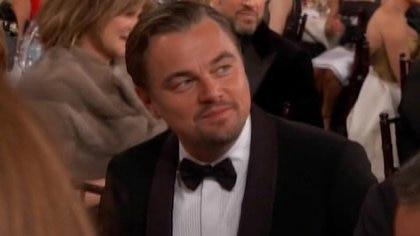 DiCaprio fue blanco de Gervais, pero se lo tomó con humor
