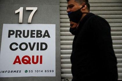 Al corte de este 9 de octubre se registran 32 casos activos de coronavirus en Campeche (Foto: REUTERS/Edgard Garrido)
