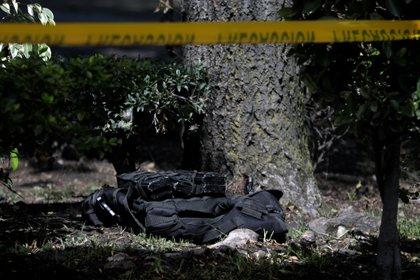 El pasado 26 de septiembre, el CJNG fue responsabilizado del ataque contra el jefe de la policía de la CDMX, Omar García Harfuch (Foto: REUTERS/Luis Cortes)