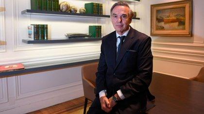 Miguel Ángel Pichetto, ex senador peronista (Maximiliano Luna)