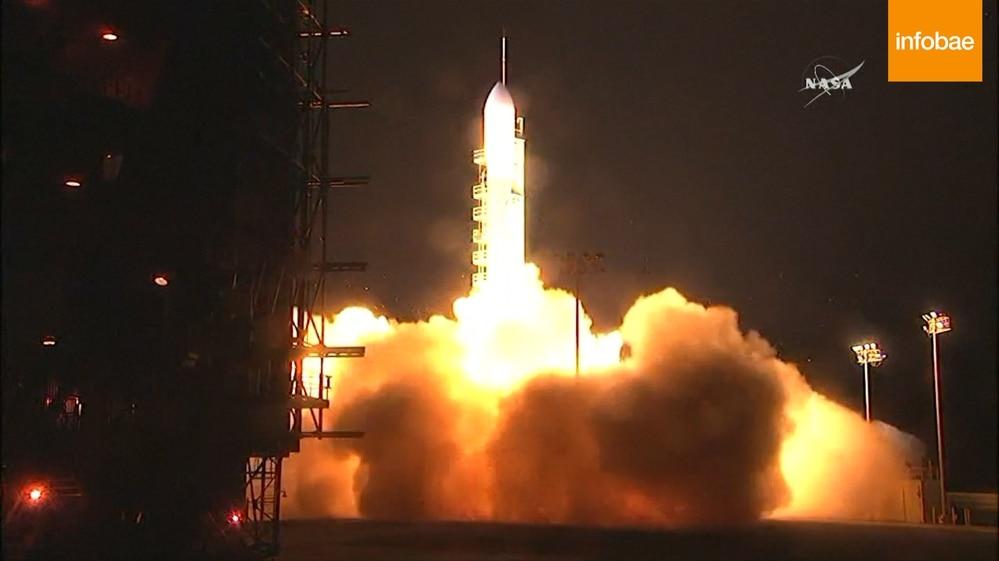 La NASA lanzó un satélite de nueva generación para mejorar los pronósticos meteorológicos