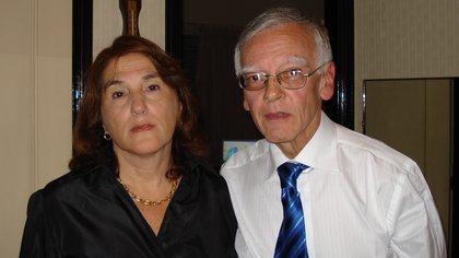 Norberto padeció Parkinson por más de 20 años. Sin embargo, fue la enfermedad del ELA la razón por la quefalleció en el 2014
