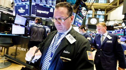 Wall Street cerró al alza después de tres jornadas de pérdidas (EFE/Justin Lane)