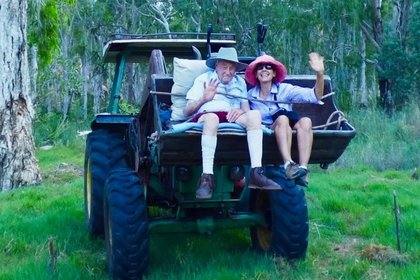 En Kachana Station, el proyecto de ganadería sustentable de Chris y Jacqueline Henggeler ubicado en Kununurra, a 3.200 kilómetros de Perth, en 2017