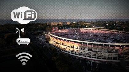 """Rodolfo D'Onofrio anunció que el Monumental se convertirá en un """"smart stadium"""""""
