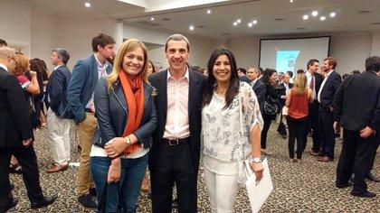 Ricardo Guerra, suplente de Menem, y ex secretario de Hacienda de La Rioja (Twitter)