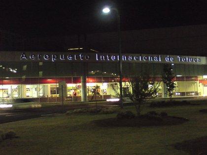 Uno de los asegurados sería el jefe operativo de la dependencia en el aeropuerto de Toluca (Foto: Wiki Commons)