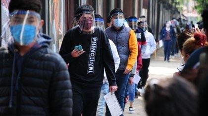 La pandemia de coronavirus ha evidenciado las brechas de desigualdad en México (Foto: Cuartoscuro)