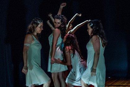 Mujeres Ébano (Foto: Rosario Louhau)